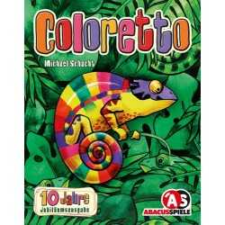 Coloretto Jubilaumsausgabe