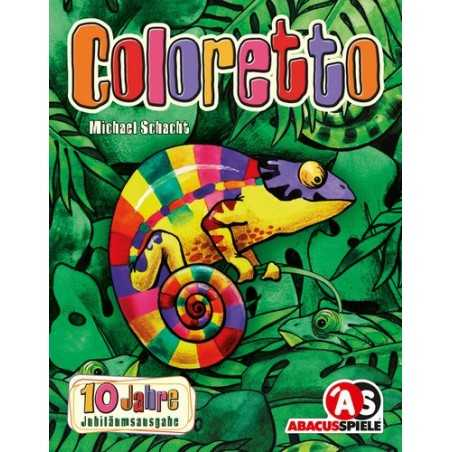 Coloretto Jubilaumsausgabe