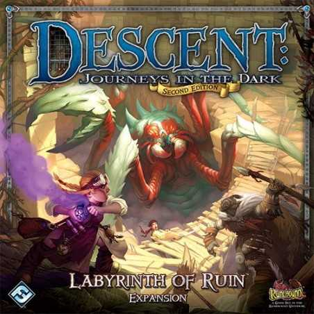 Labyrinth of Ruin: Descent