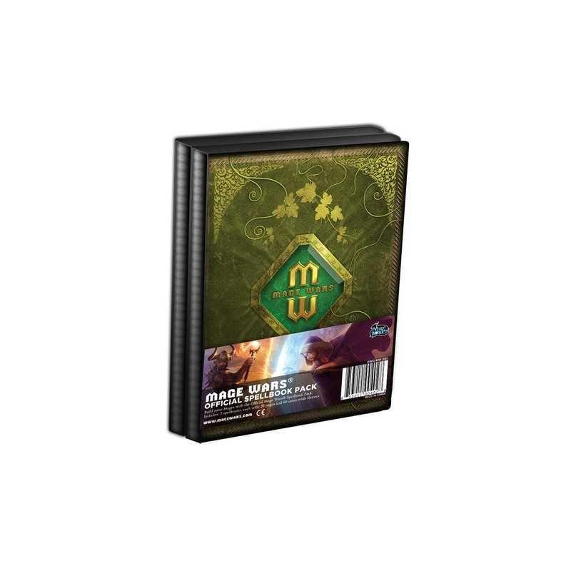 Mage Wars: Official Spellbook Pack