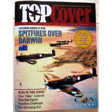 Top Cover Spitfires Over Darwin