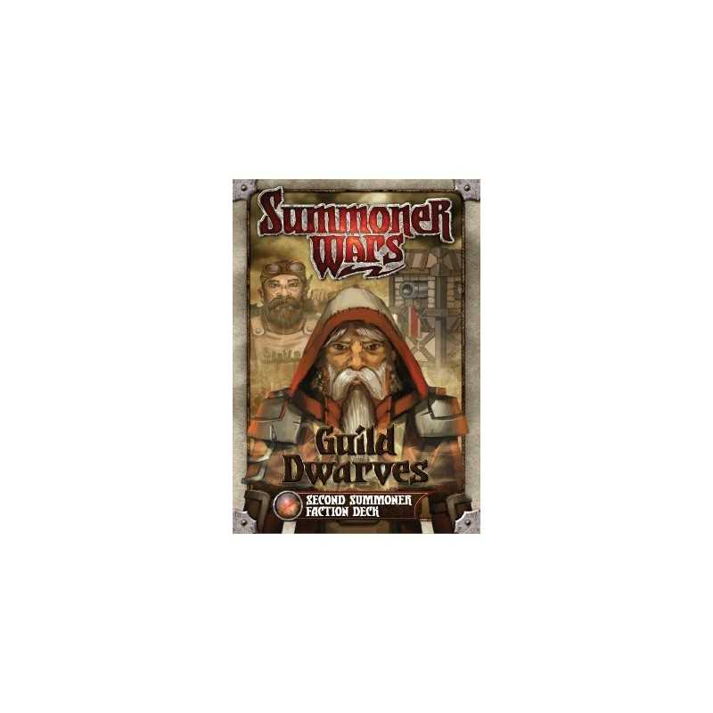 Summoner Wars Guild Dwarves Second Summoner