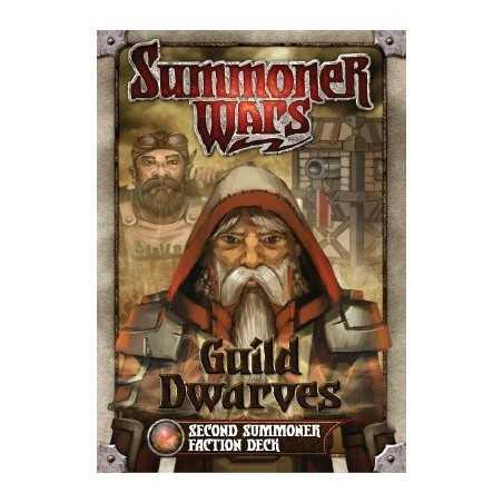 Summoner Wars Guild Dwarves Second Summoner