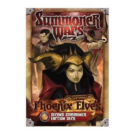 Summoner Wars Phoenix Elves Second Summoner