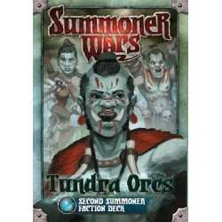 Summoner Wars Tundra Orcs Second Summoner