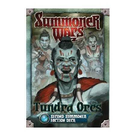 Summoner Wars Tundra Orcs Second Summoner