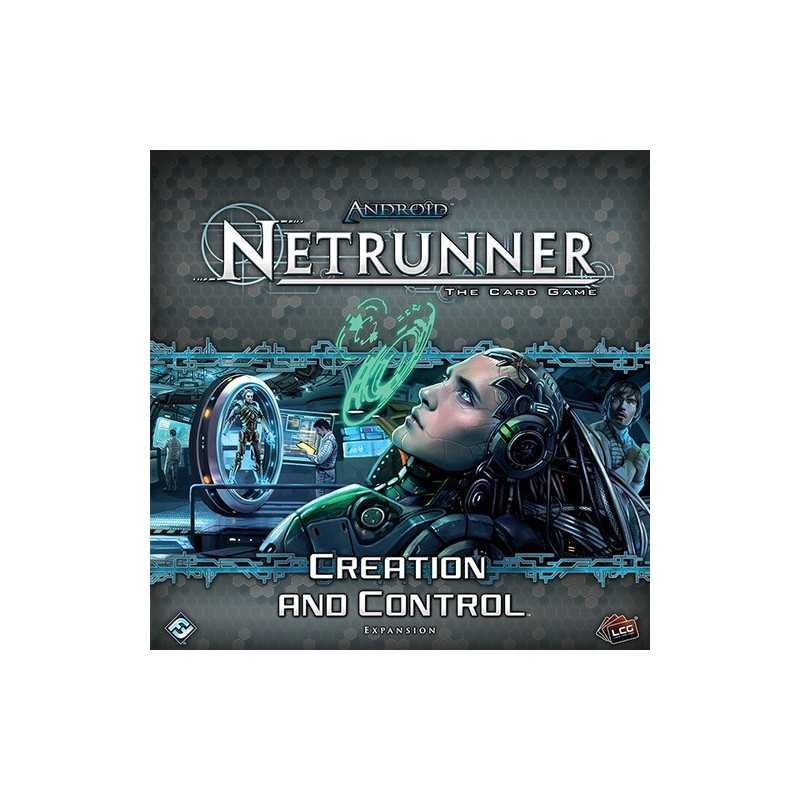 Android: Netrunner Creation and Control (English)