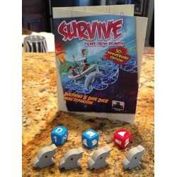 The Island Survive Dolphins and Dive Dice