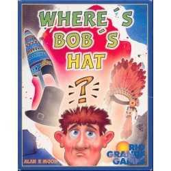 Where is Bob's Hat