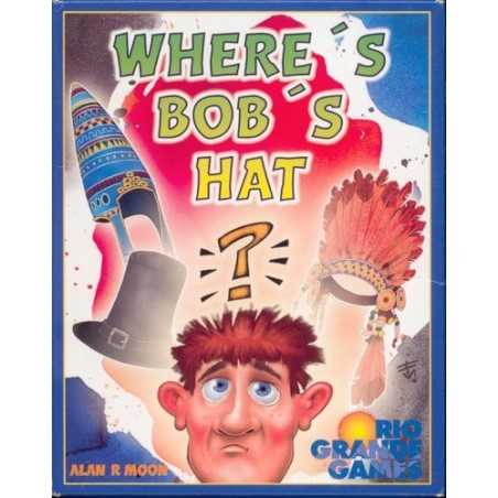 Where is Bob's Hat