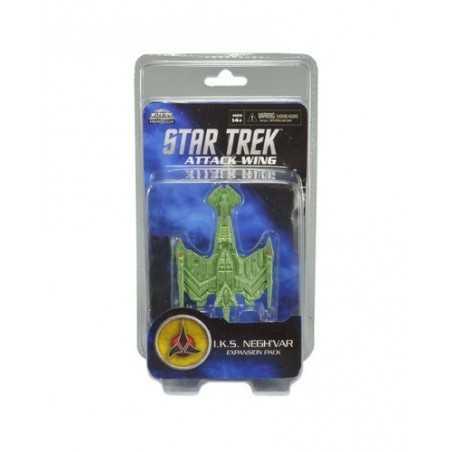 IKS Negh'var Star Trek Attack Wing