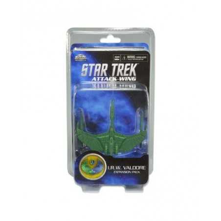 IRW Valdore Star Trek Attack Wing