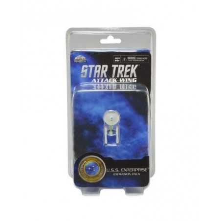 USS Enterprise Star Trek Attack Wing