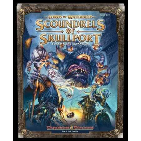 Lords of Waterdeep Scoundrels of Skullport