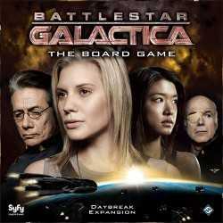 Battlestar Galactica Daybreak (English)