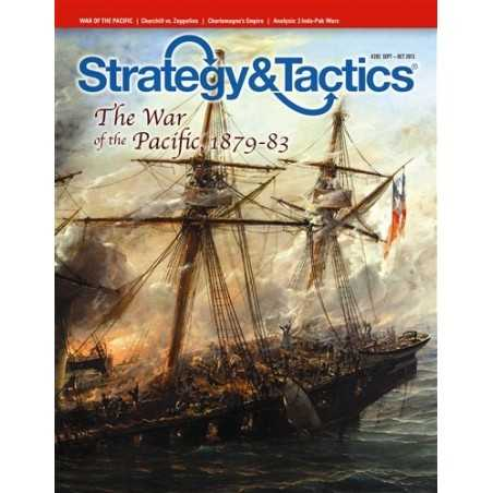 Strategy & Tactics 282 War of the Pacific