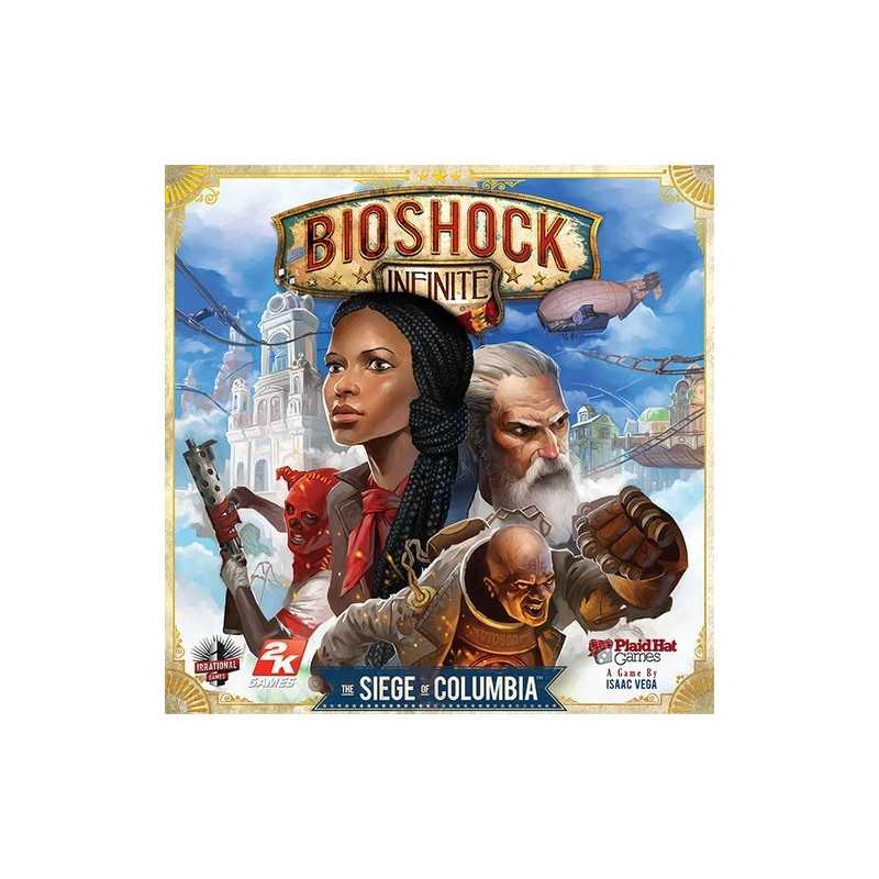 BioShock Infinite The Siege of Columbia