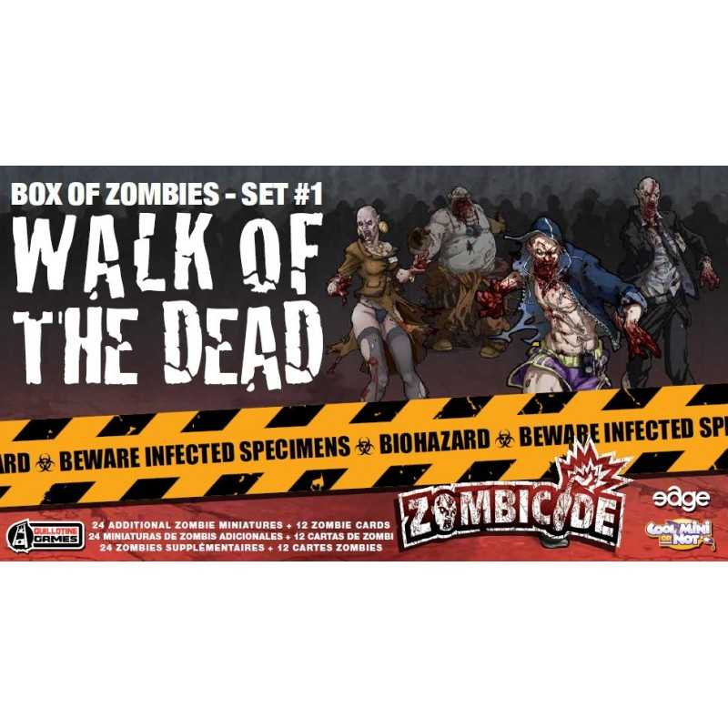 Zombicide Walk of the Dead 1