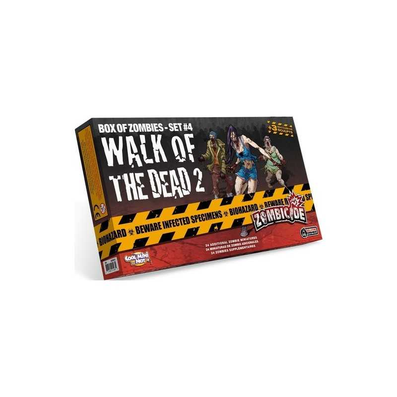 Zombicide Walk of the Dead 2