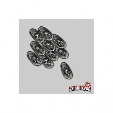 Zombicide Experience Counters