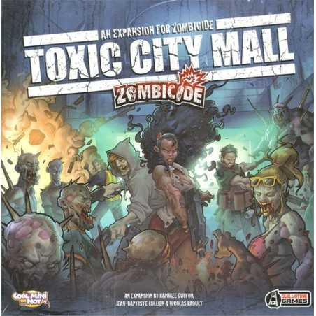 Zombicide Toxic City Mall (English)