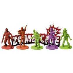 Zombicide Toxic City Mall (English)