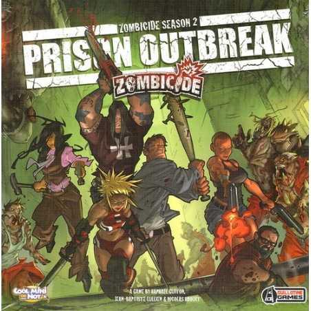 Zombicide Prison Outbreak (English)