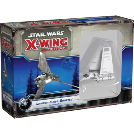 X-Wing: Lambda-class Shuttle Expansion Pack (English)