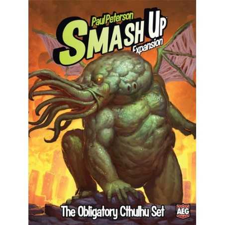 Smash Up Obligatory Cthulhu Set