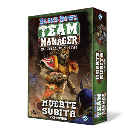 Blood Bowl Muerte Subita