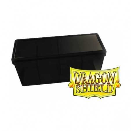 Storage Box 4 compartments black