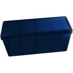 Storage Box 4 compartments Blue