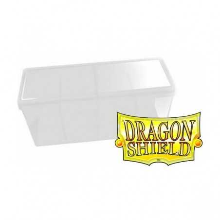 Storage Box 4 compartments White
