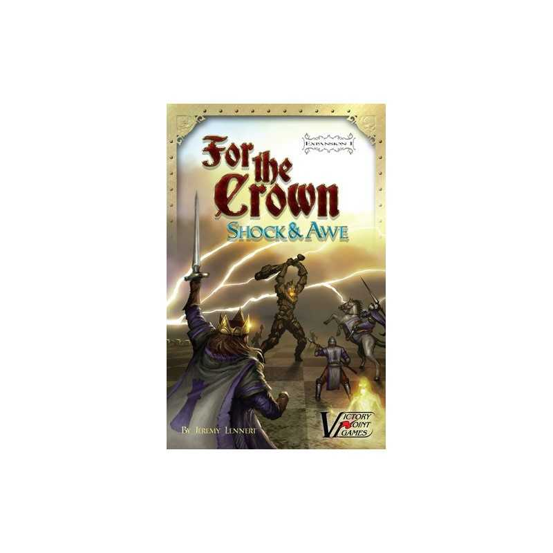 For the Crown Expansion 1: Shock & Awe