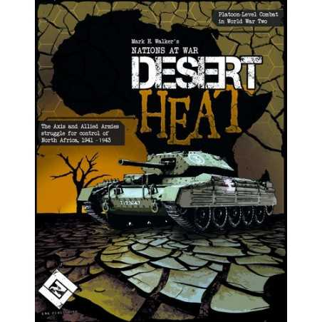 Nations at War Desert Heat
