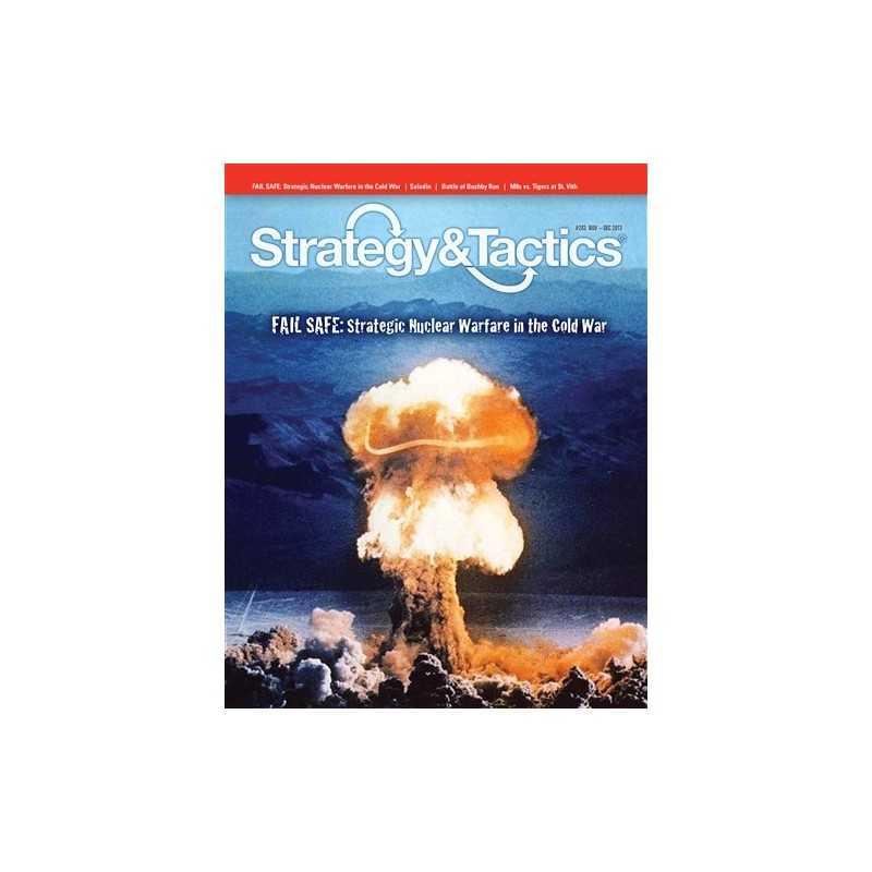 Strategy & Tactics 283 Fail Safe