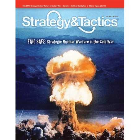 Strategy & Tactics 283 Fail Safe