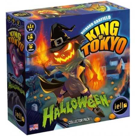 King of Tokyo Halloween Monster Pack