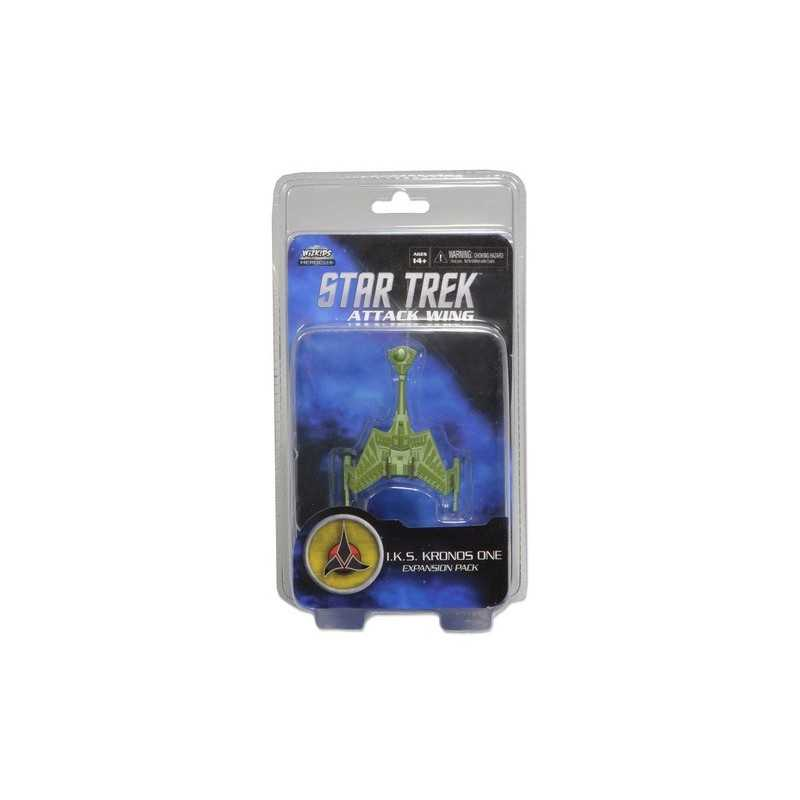 IKS Kronos One Star Trek Attack Wing