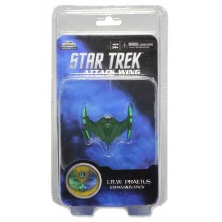 IRW Praetus Star Trek Attack Wing