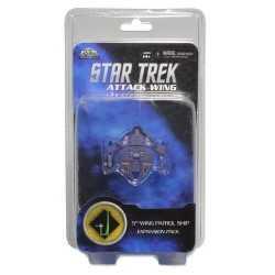 5th Wing Patrol Ship Star Trek Attack Wing