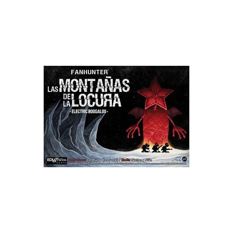 Fanhunter: Las Montanas de la Locura
