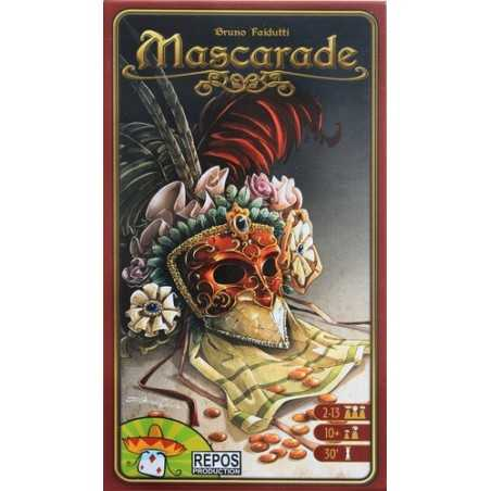 Mascarade (English)