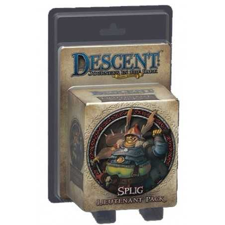 Splig: Descent Lieutenant Pack