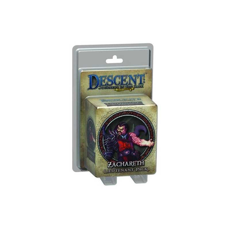 Zachareth: Descent Lieutenant Pack
