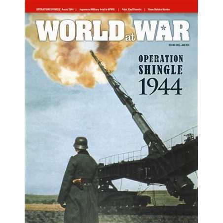 World at War 33 Operation Shingle
