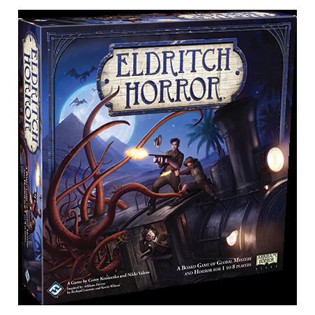 Eldritch Horror (English)