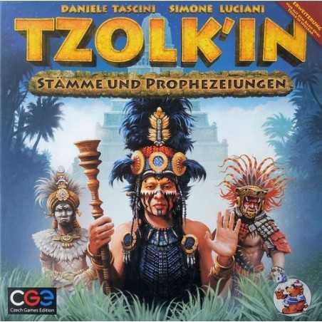 Tzolk'in Erweiterung: Stamme und Prophezeiungen