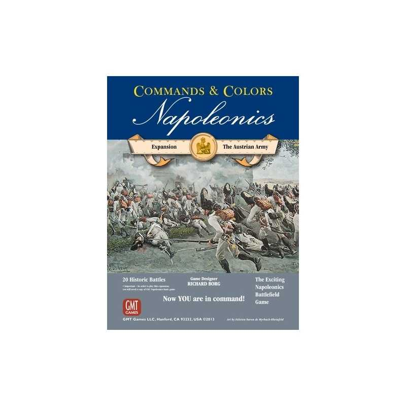 Commands & Colors Napoleonics The Austrian Army