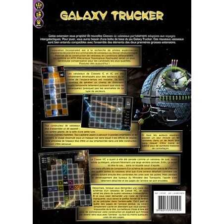 Galaxy Trucker Latest Models (English)